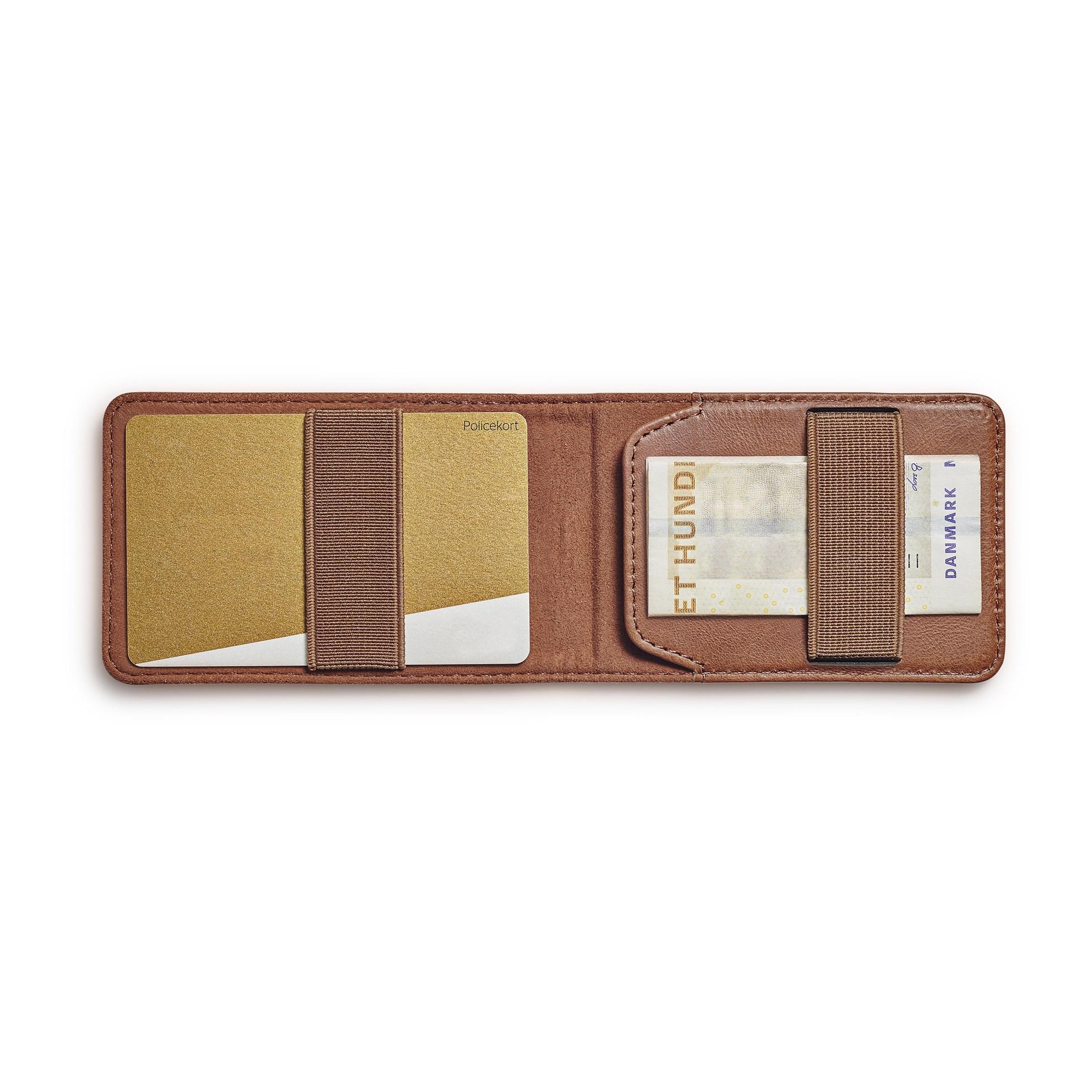 Peněženka na karty EVA SOLO cognac_3