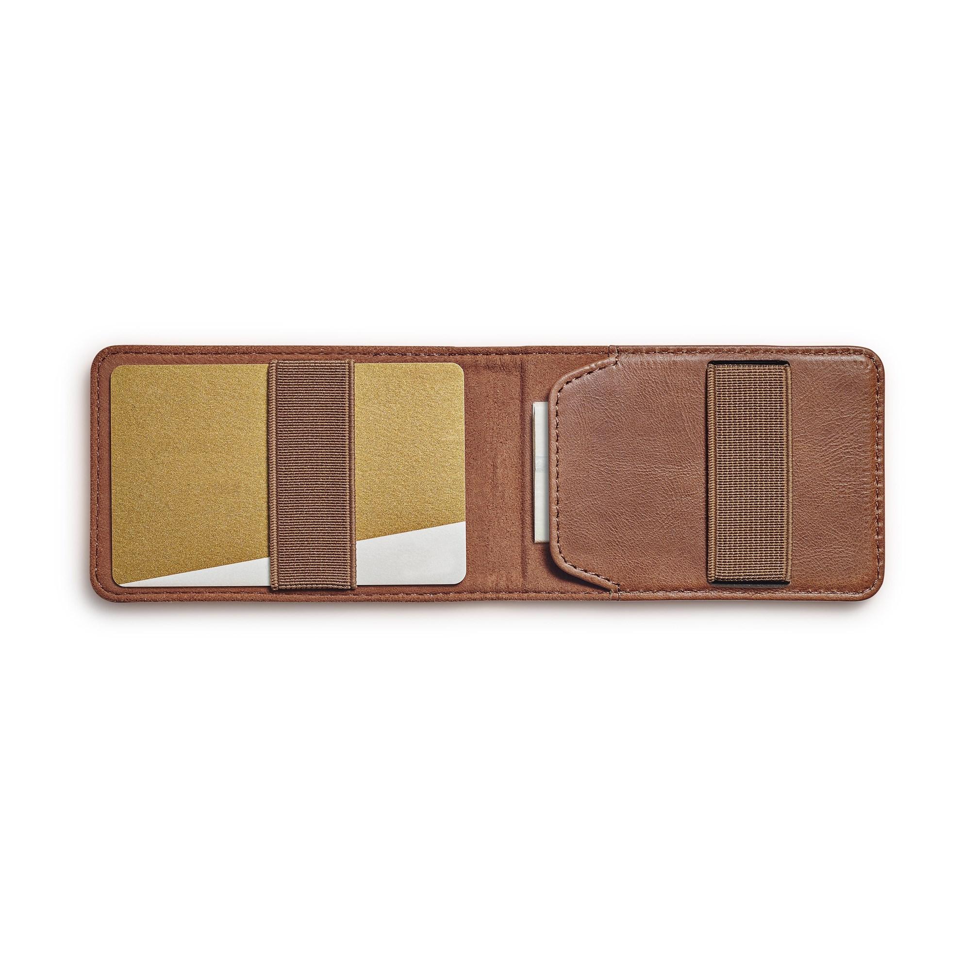 Peněženka na karty EVA SOLO cognac_4