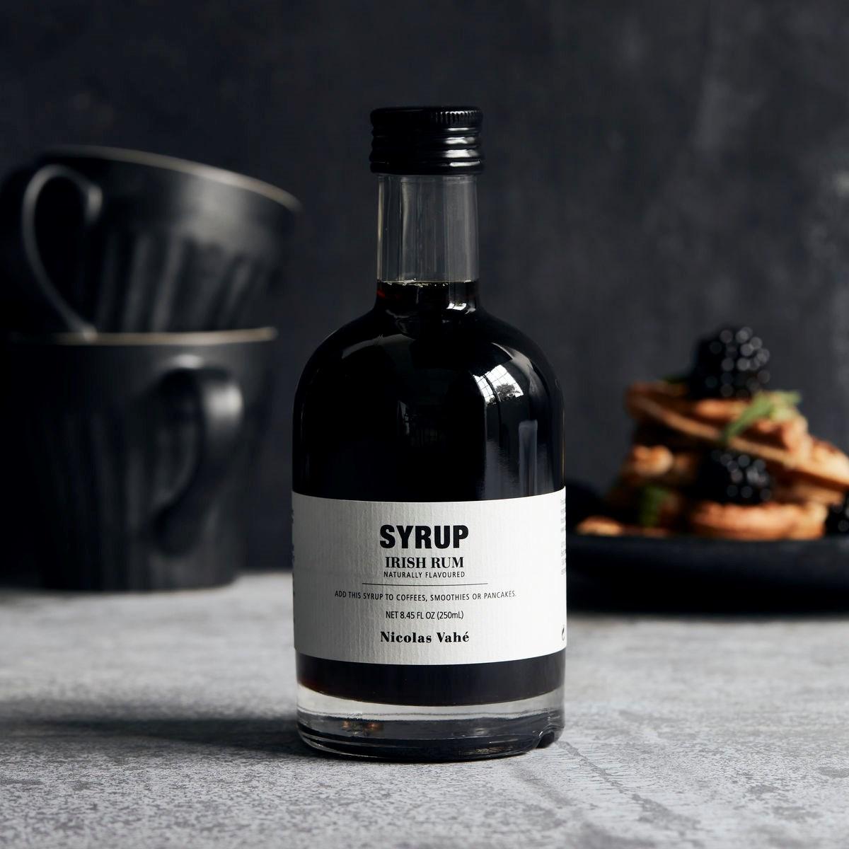 Sirup Irský rum 250 ml_1