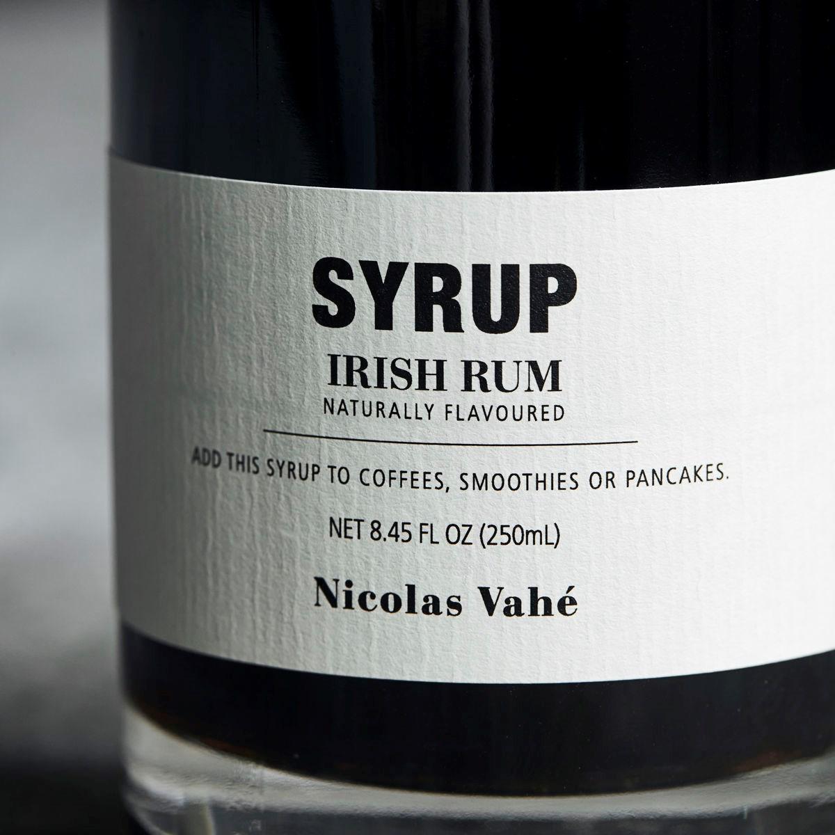 Sirup Irský rum 250 ml_2
