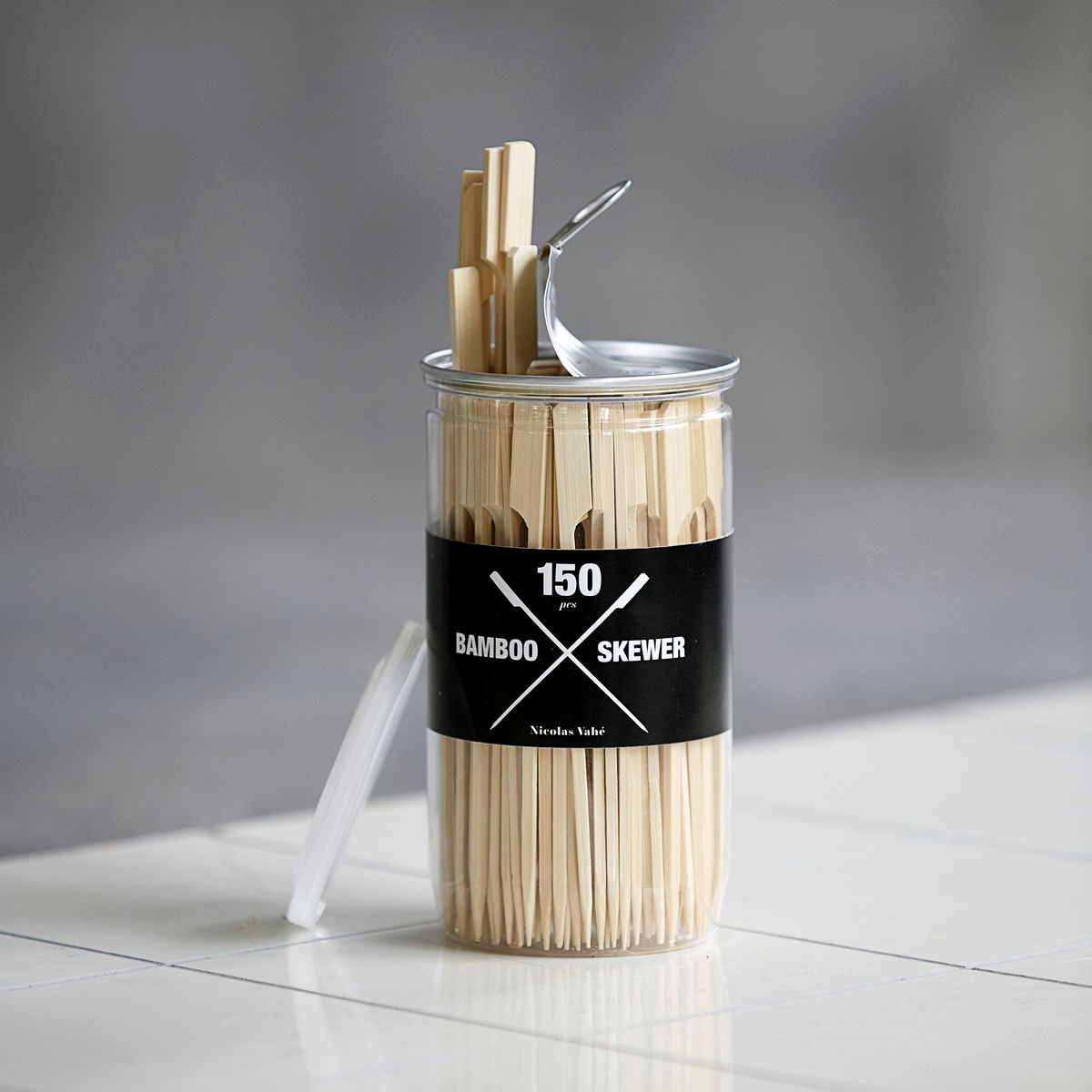 Bambus. špejle na špíz / hamburger 150 ks_1