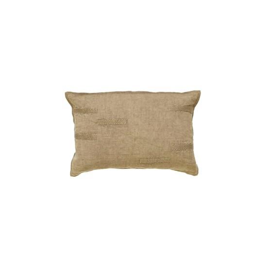 Povlak na polštář MOLLIE 60x40 cm velbloudí hnědá_0