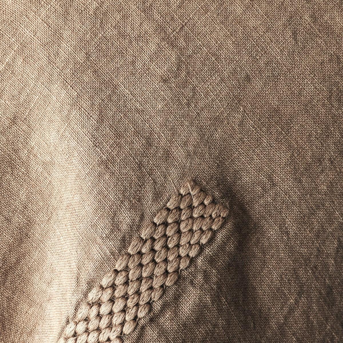 Povlak na polštář MOLLIE 60x40 cm velbloudí hnědá_1