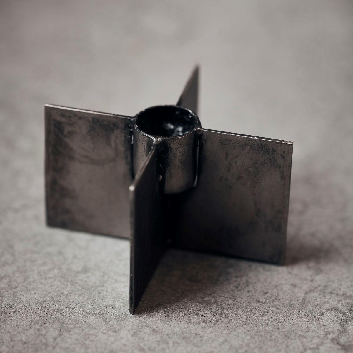 Kovový svícen  WING 5 cm_2