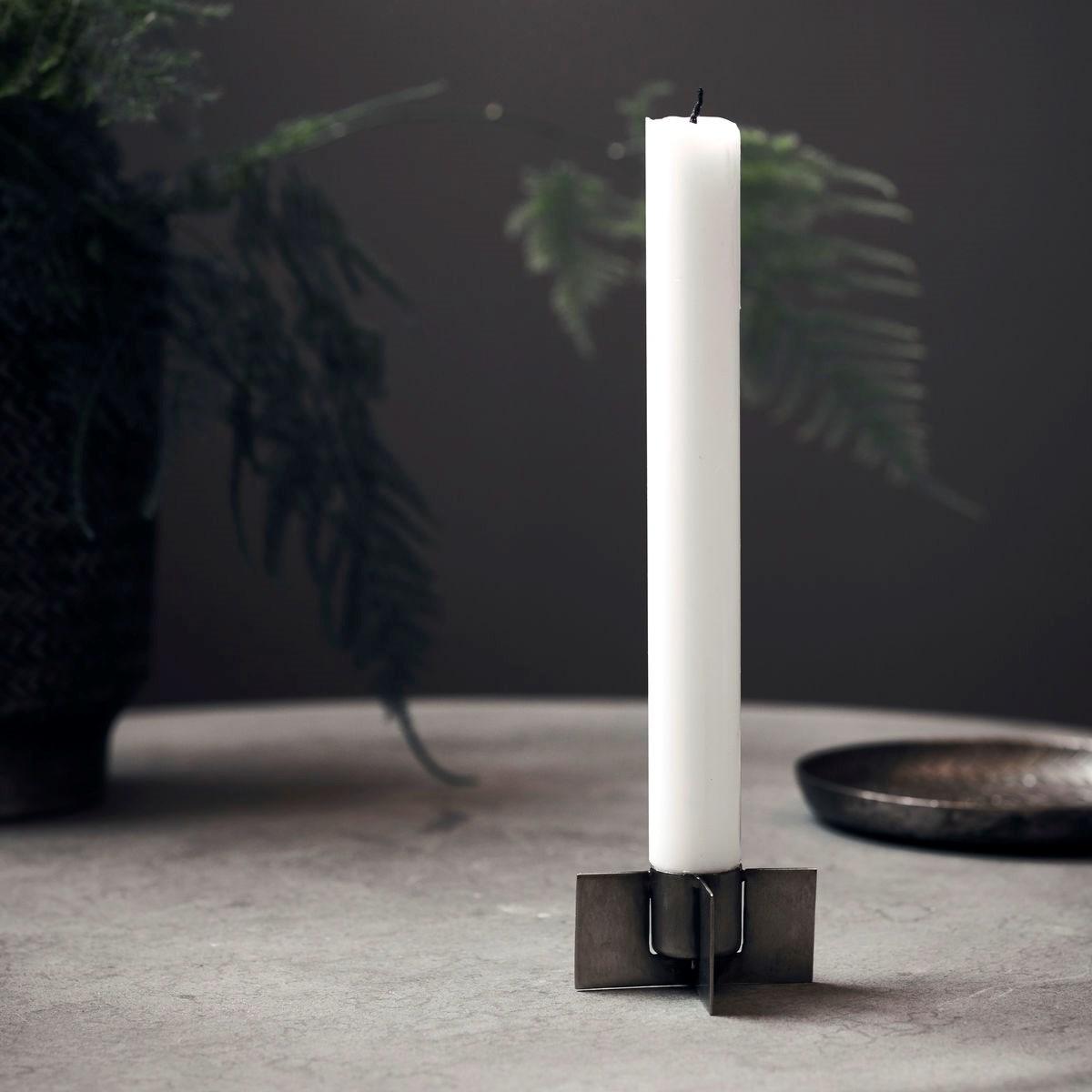 Kovový svícen  WING 6 cm_1
