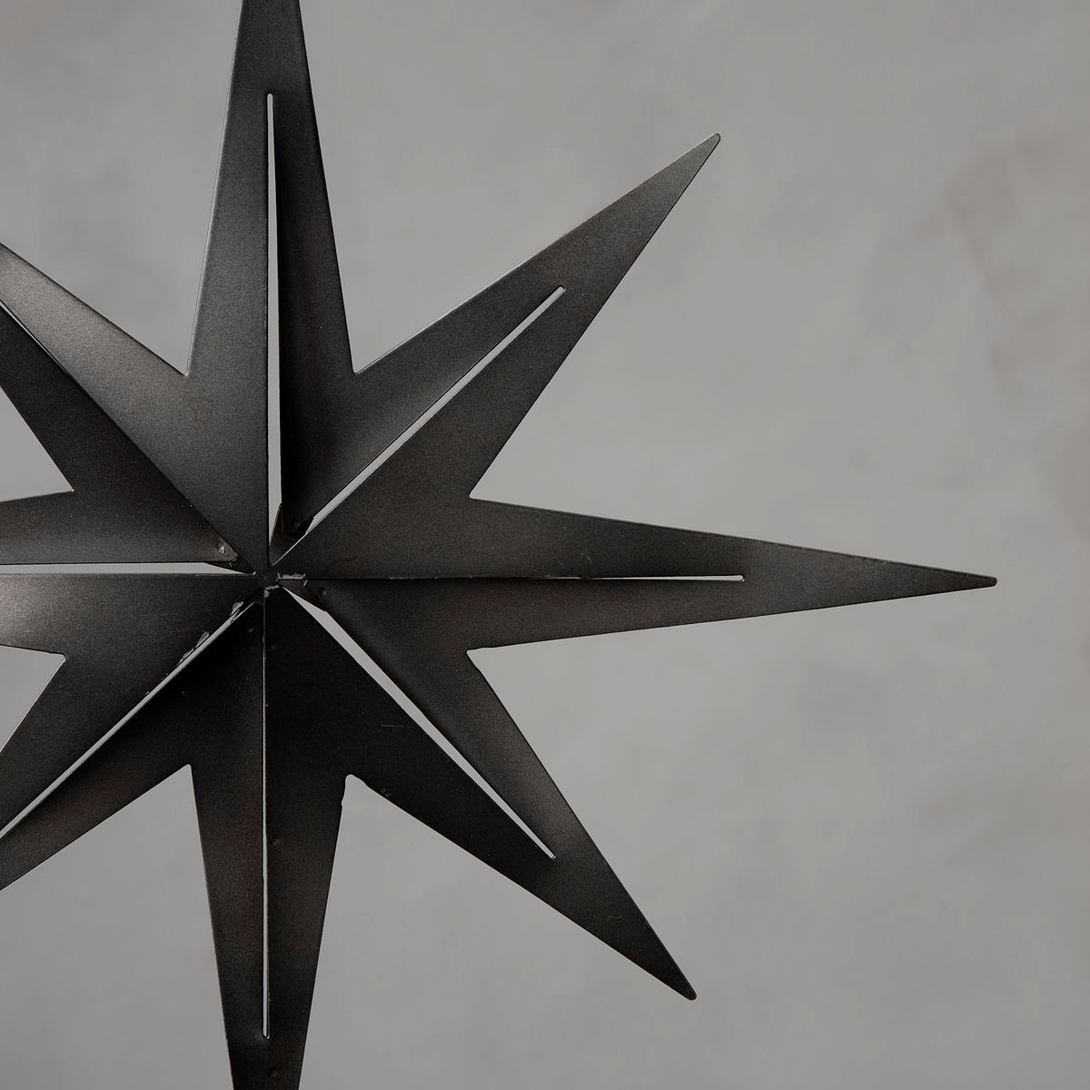 Špice na strom /hvězda STRETCH kovová_2