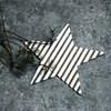 Dekorace plech. hvězda STAR stříbrná_1