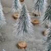 Dekorace vánoční strom SPINKLE zasněžený_3