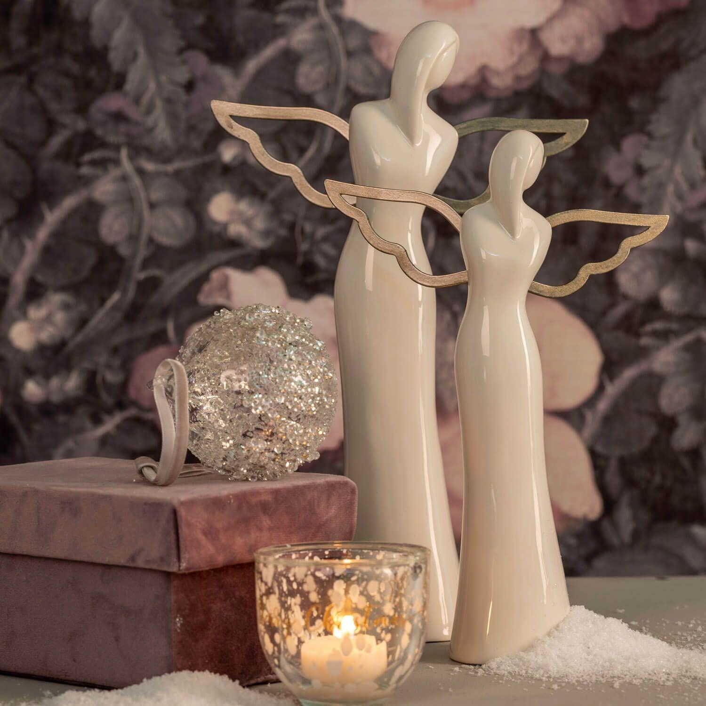 Porcelánový anděl 26 cm ORNARE_0