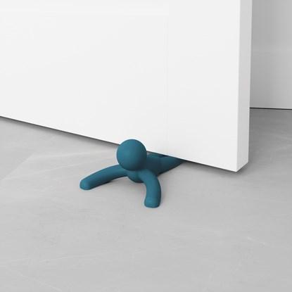 Zarážka na dveře BUDDY - modrá_0