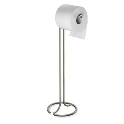 Stojan na toaletní papír SQUIRE niklový_0