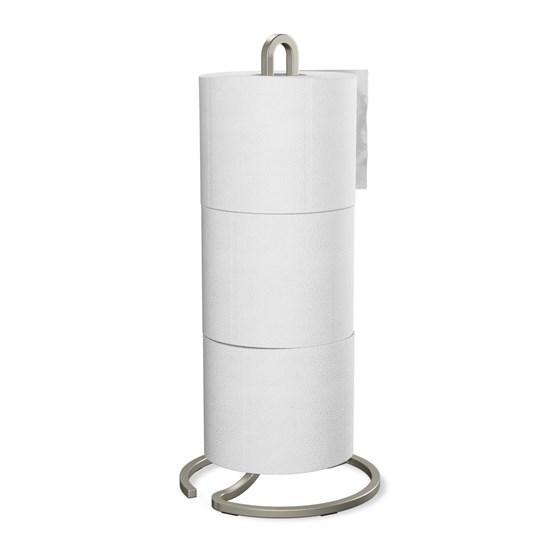 Držák na toaletní papíry SQUIRE niklový_0