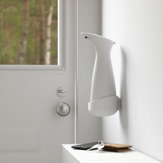 Dávkovač mýdla automatický OTTO s uchycením na stěnu bílý_0