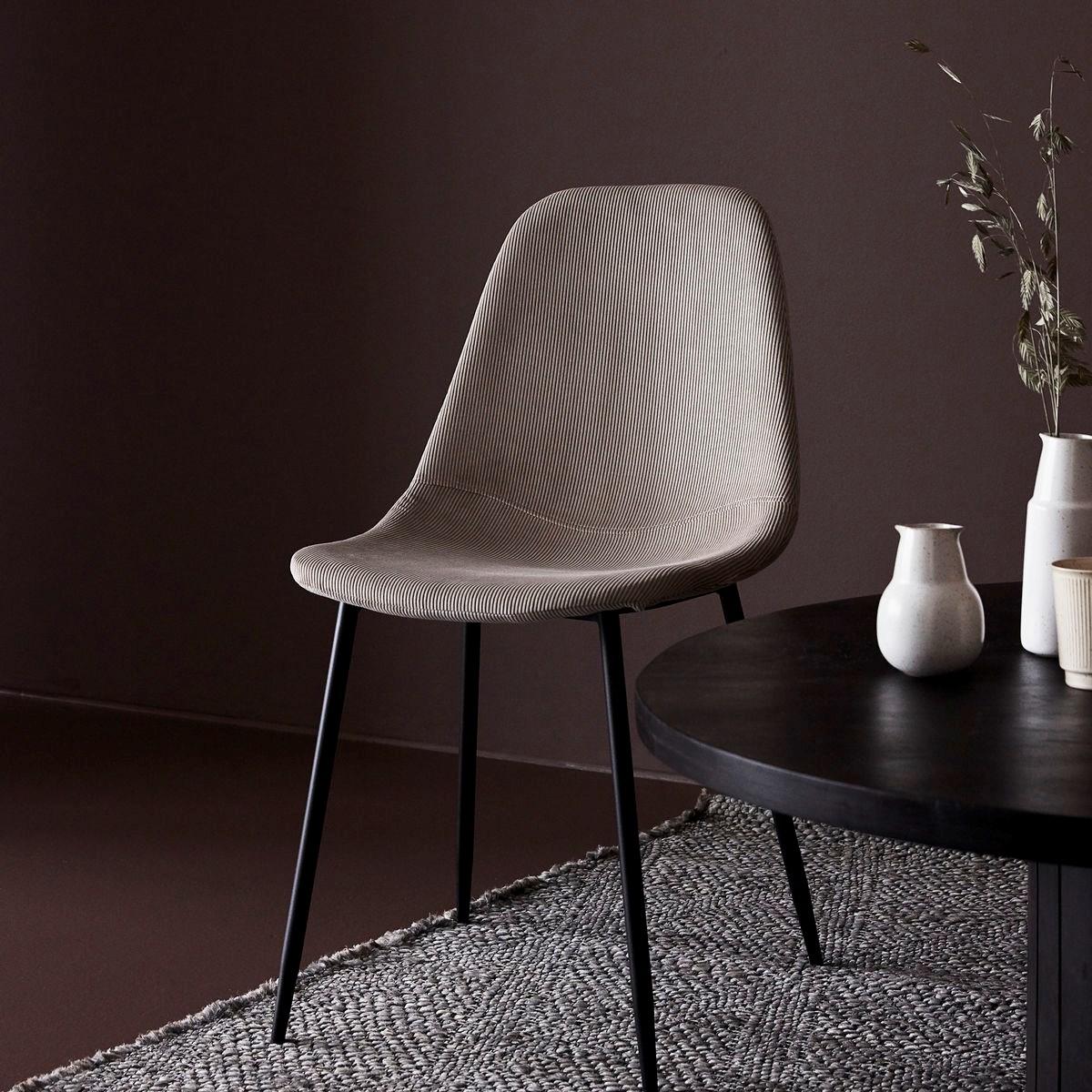 Židle FOUND pískové_0