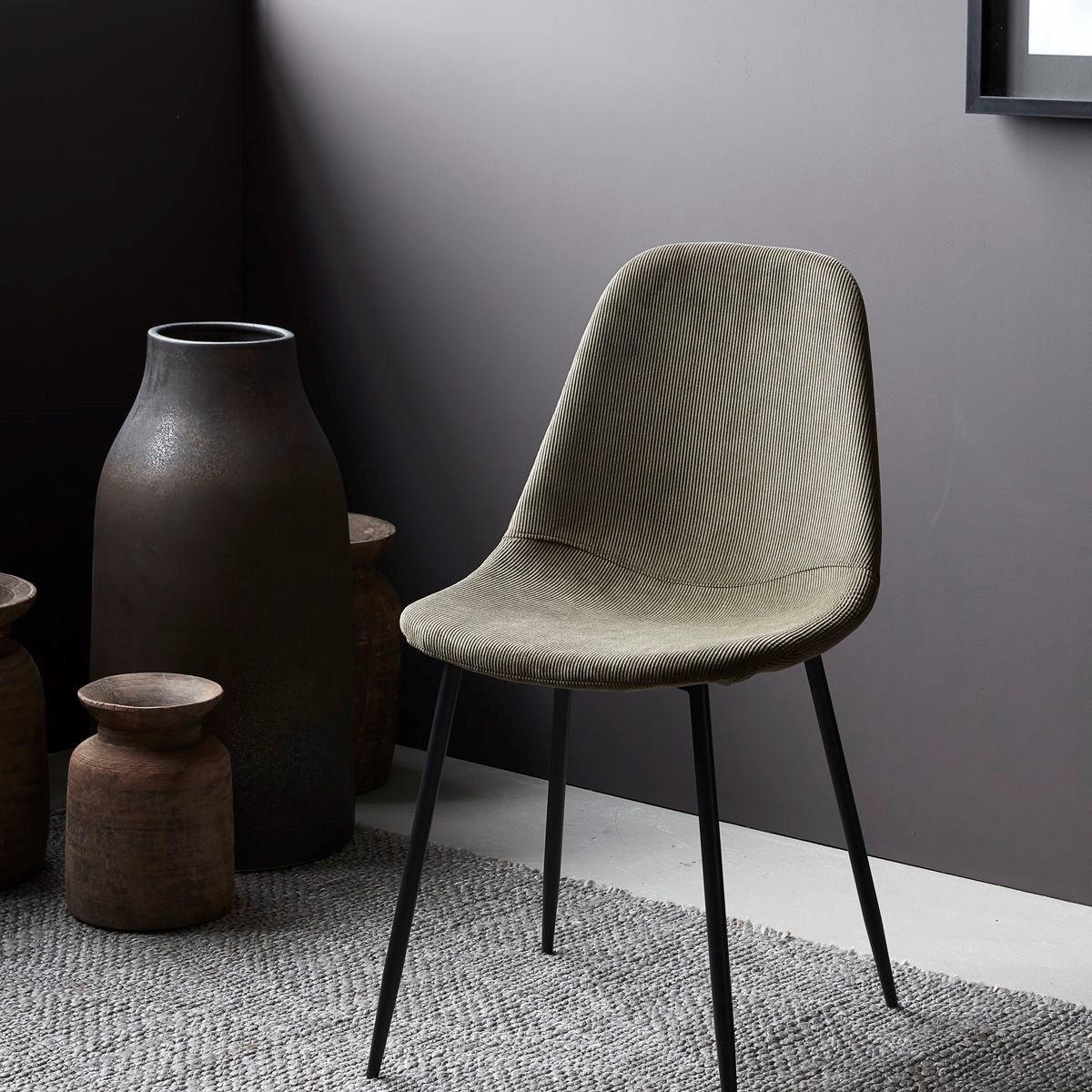 Židle FOUND zelené_0