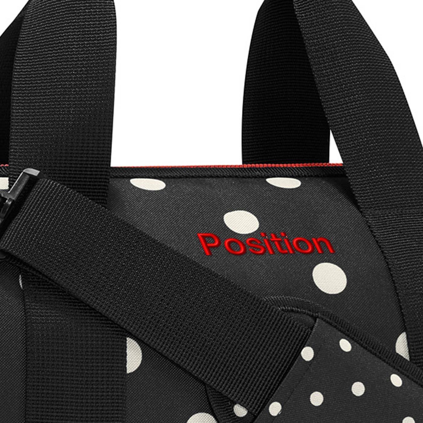 Cestovní taška Allrounder M mixed dots_2