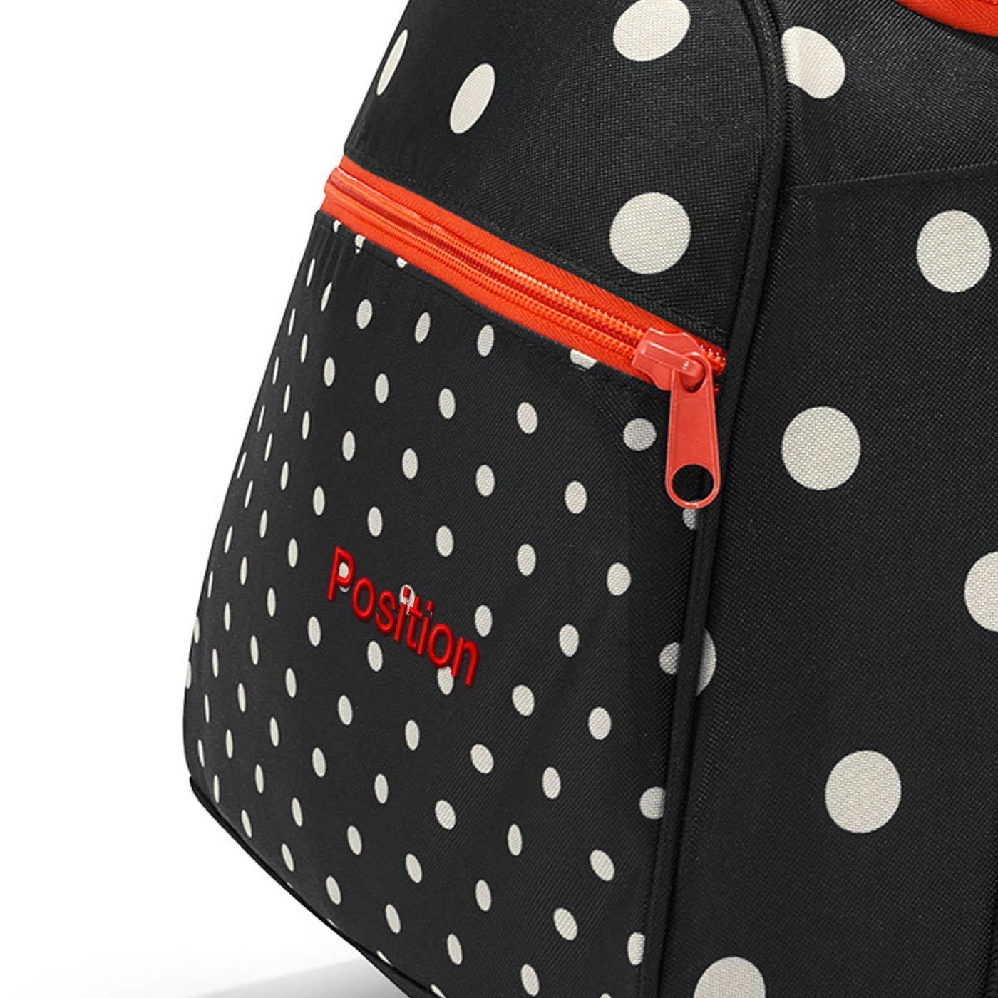 Sportovní taška Activitybag mixed dots_2