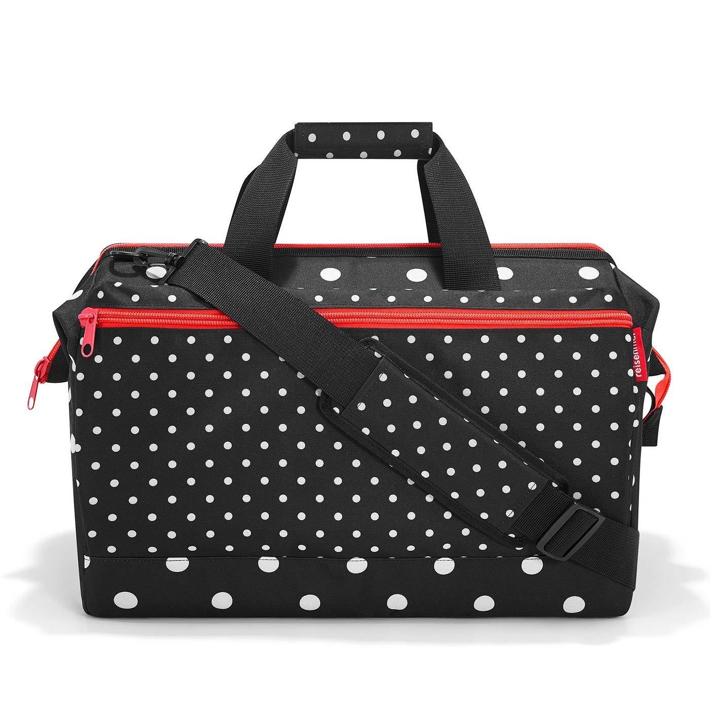 Cestovní taška Allrounder L pocket mixed dots_2