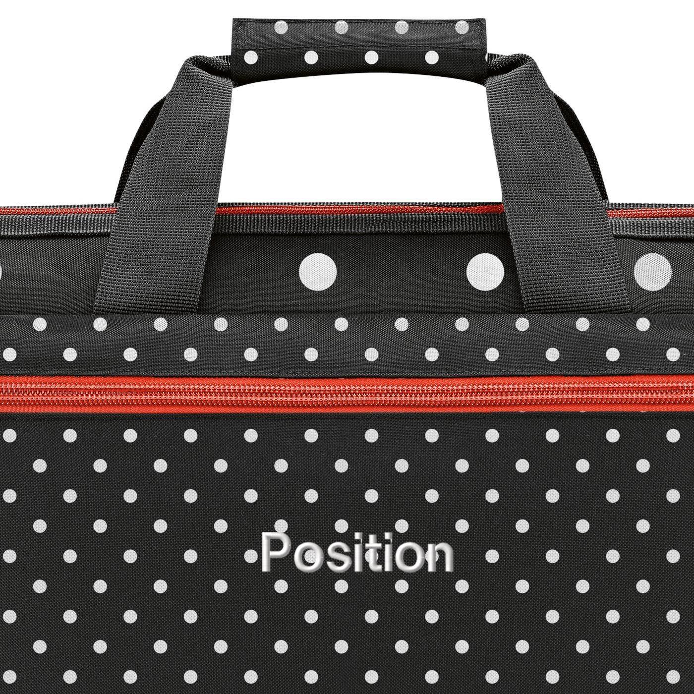 Cestovní taška Allrounder L pocket mixed dots_3