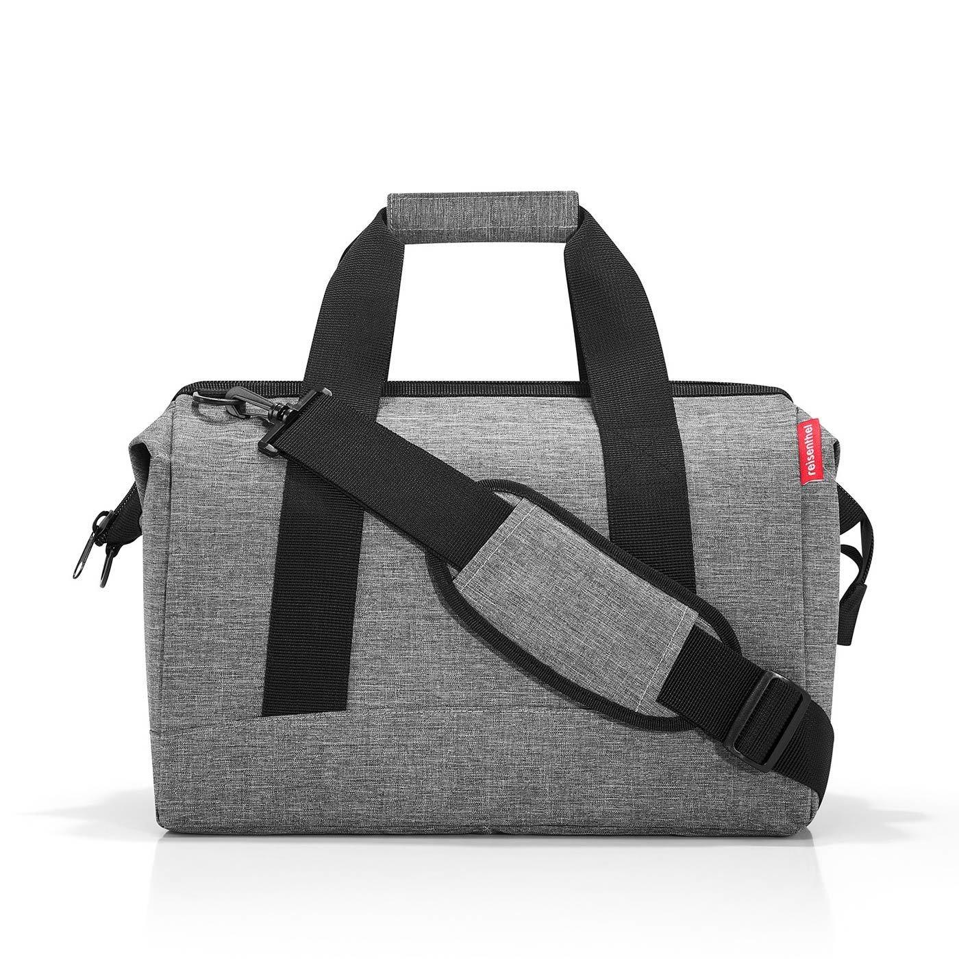 Cestovní taška Allrounder M twist silver_2