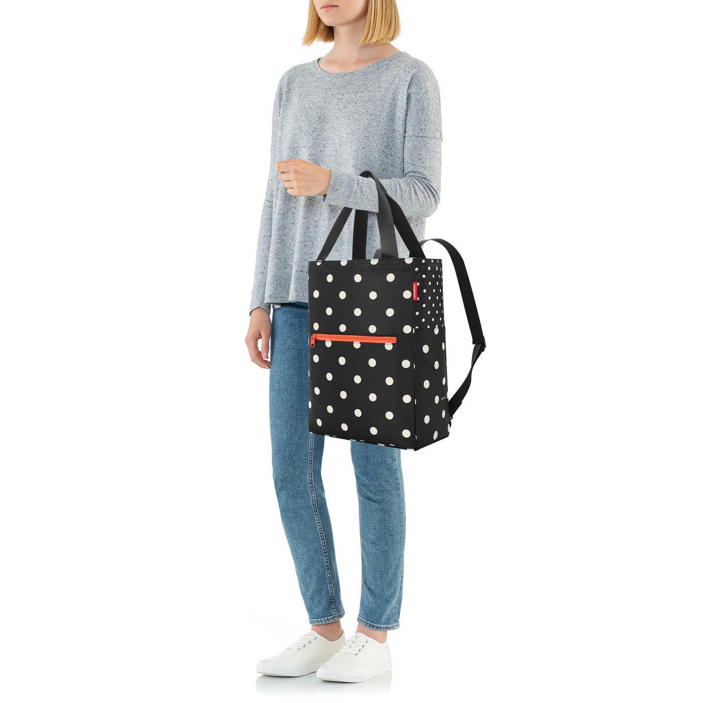 Skládací taška/batoh Mini Maxi 2in1 mixed dots_2