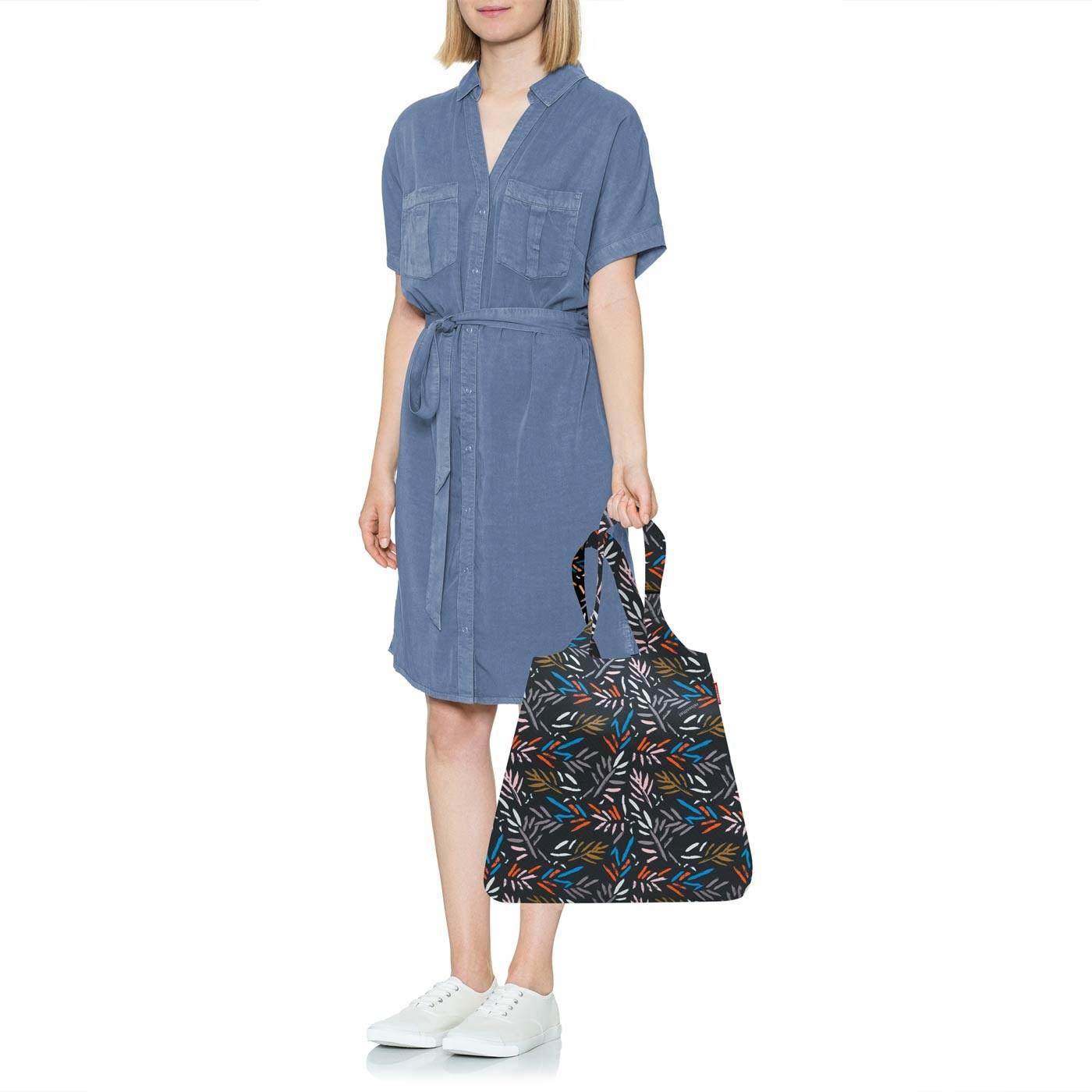 Skládací taška Mini Maxi Shopper autumn 1_2