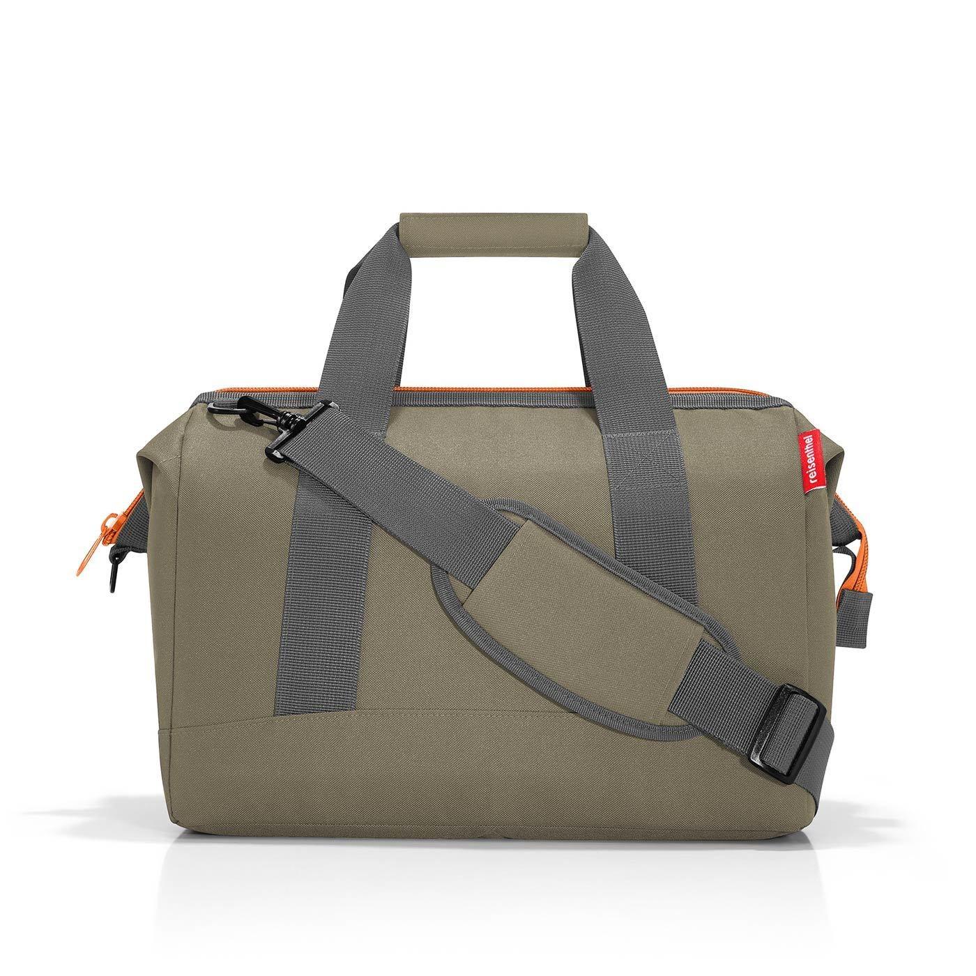 Cestovní taška Allrounder M olive green_1