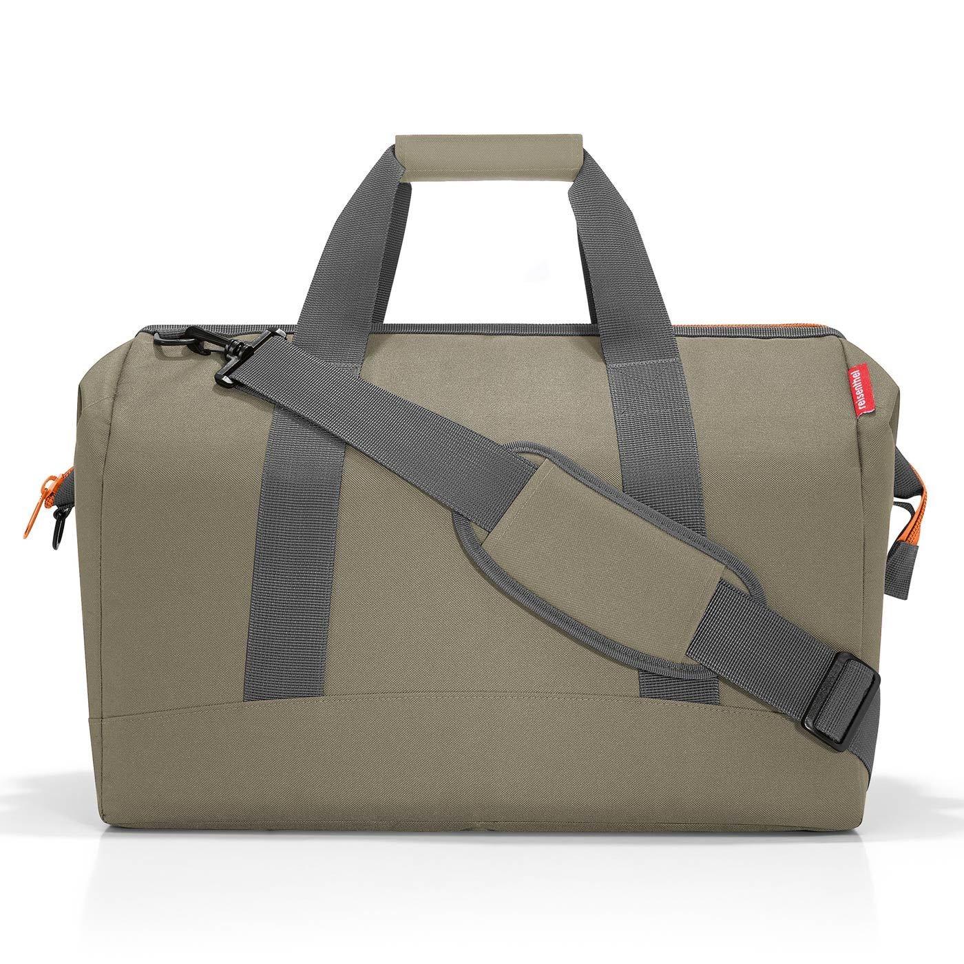 Cestovní taška Allrounder L olive green_1