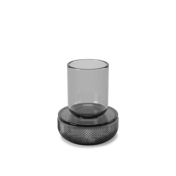 Obrázek z Organizér, dóza s víčkem ALLIRA SMALL kouřově šedý