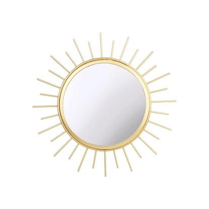 Zrcadlo Sunburst zlaté_1