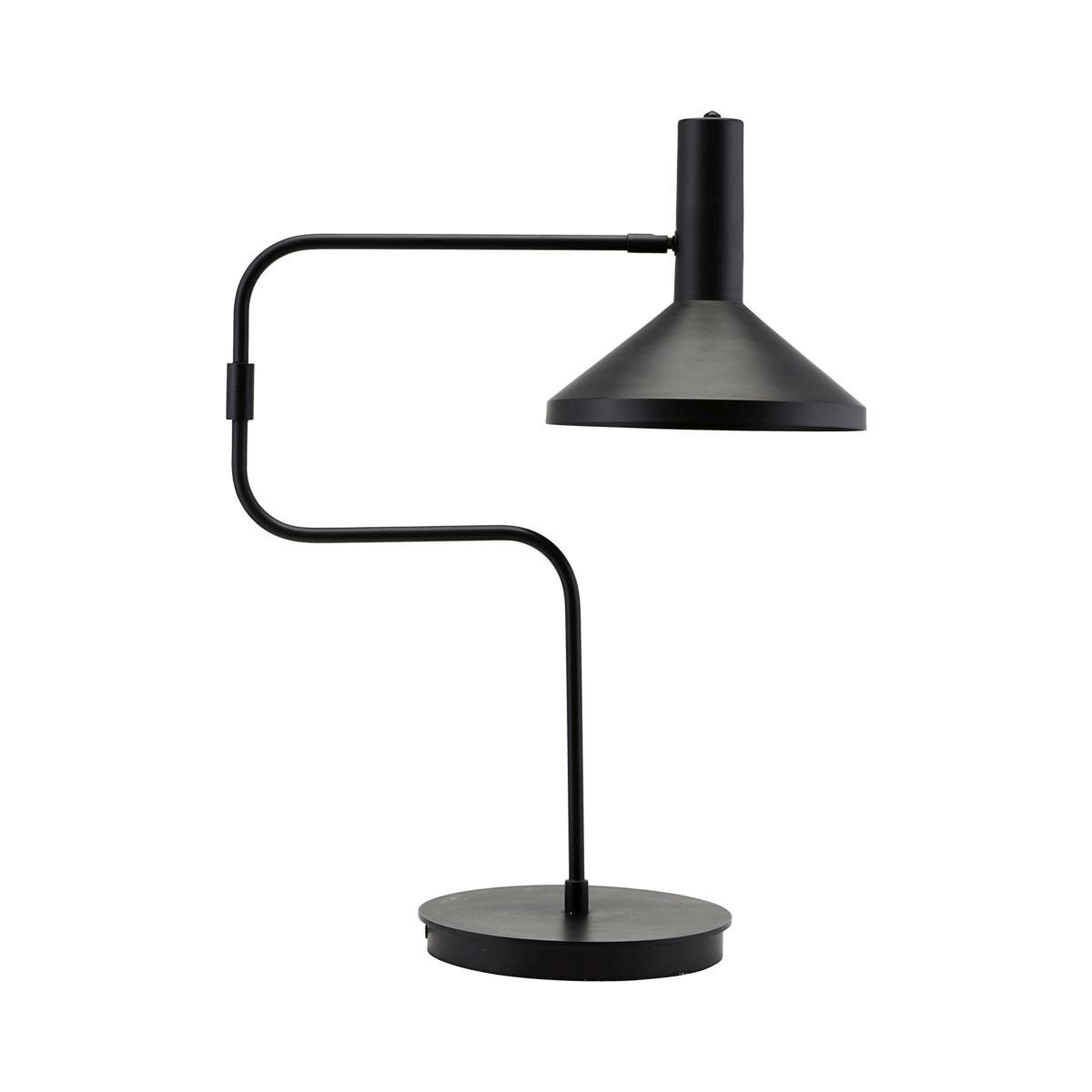 Stolní lampa MALL MADE černá_0