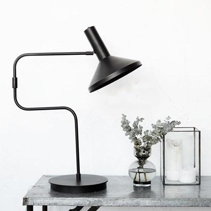 Stolní lampa MALL MADE černá_2