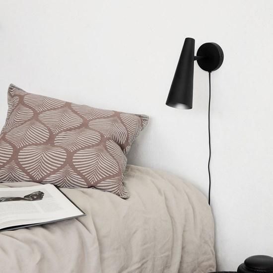 Nástěnná lampa PRECISE černá matná_3