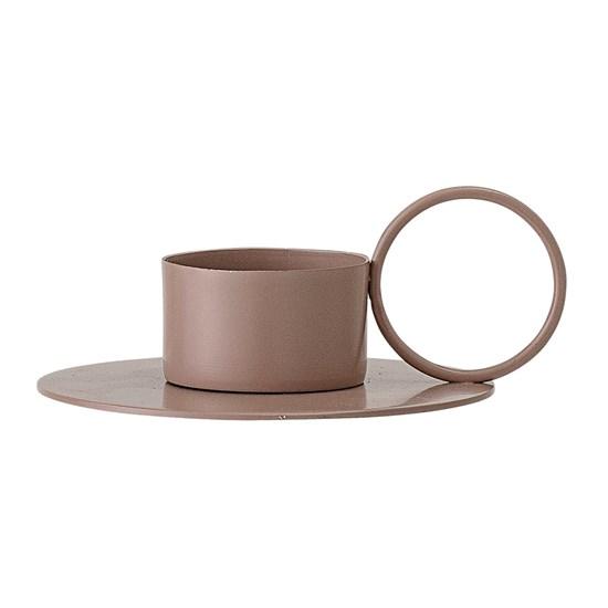 Kovový svícen na čajovou svíčku P.9,5 cm_0