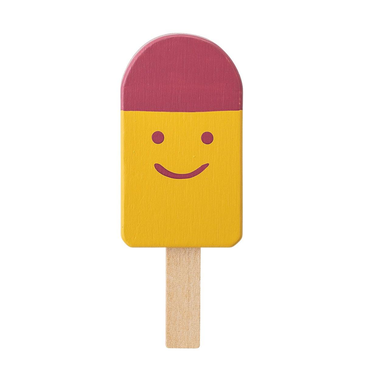 Dřevěná hrací sada Hasha zmrzlina SET/5 ks_3