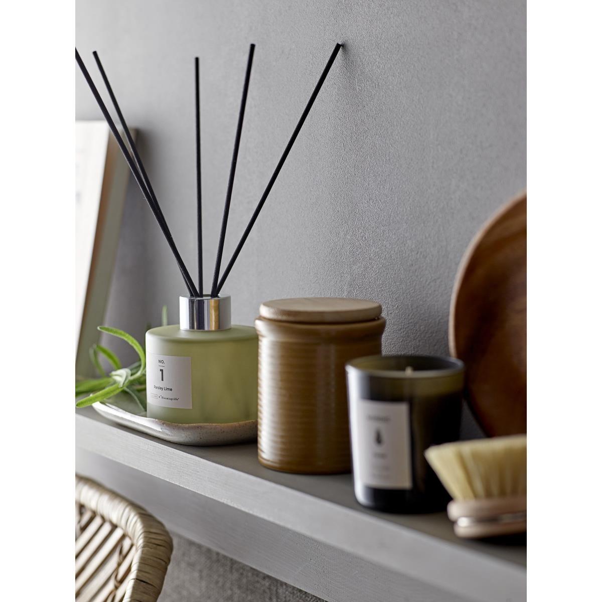 Kartáč na nádobí z bukového dřeva 23 cm_2