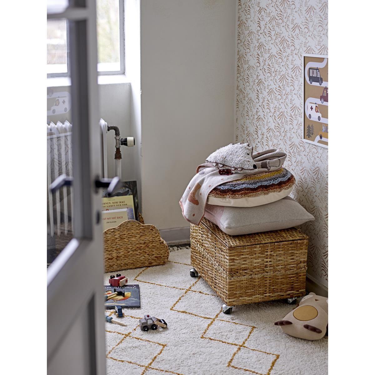 Bavlněný polštář Rabbit vč. výplně 45x45 cm_0