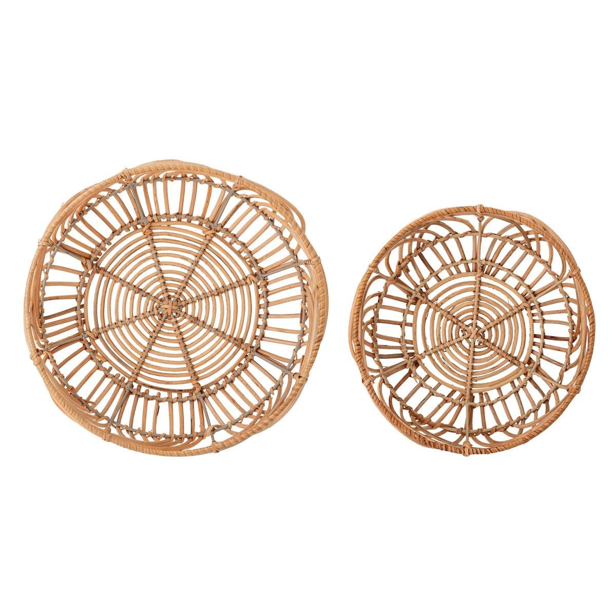 Set 2 košíků na pečivo P.25 a P.30 cm_0