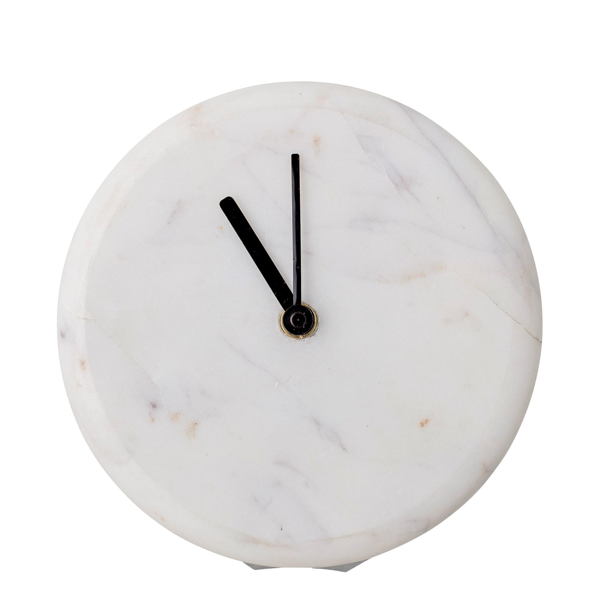 Stolní hodiny z mramoru Anestasia P.15 cm_0
