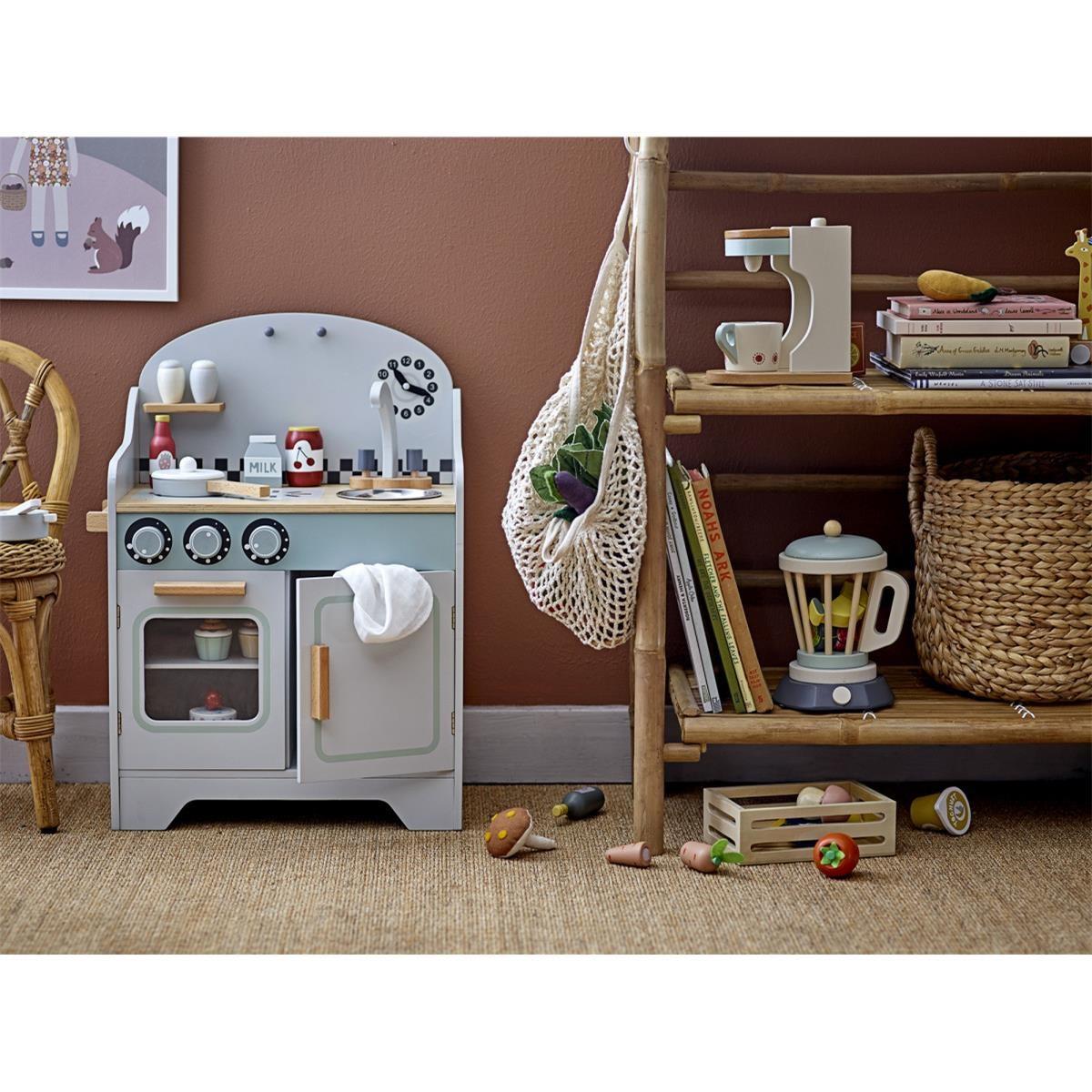 Dětský dřevěný kávovar s šálkem 18xV.15,5 cm_2