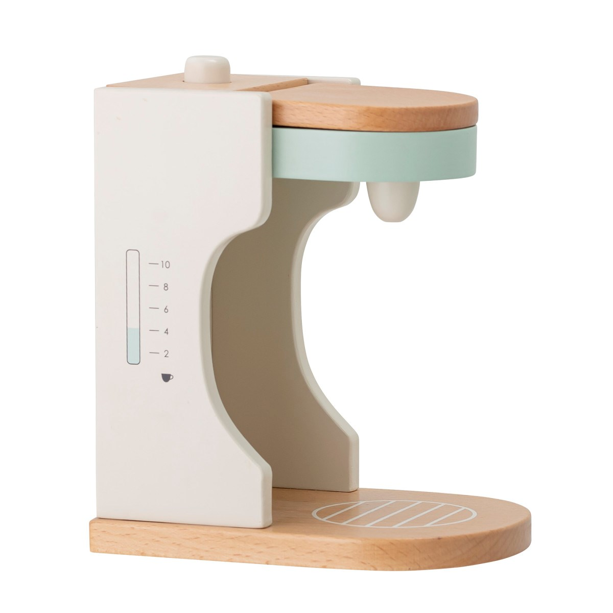 Dětský dřevěný kávovar s šálkem 18xV.15,5 cm_3
