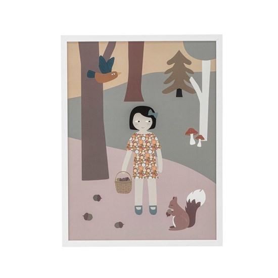 Dřevěný obraz do dětského pokoje 32xV.42 cm_6