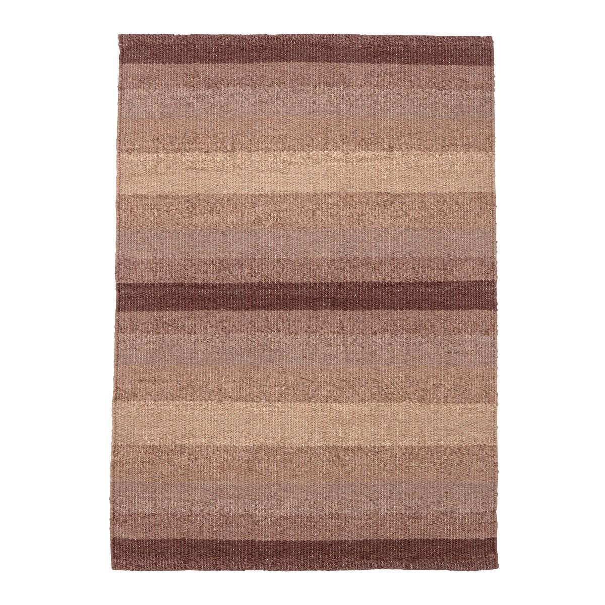 Jutový koberec 90x60 cm_0
