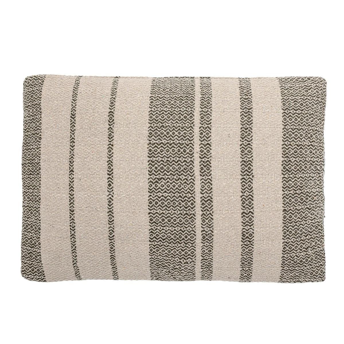 Polštář GOSS z recyklované bavlny vč. výplně 60x40 cm_2