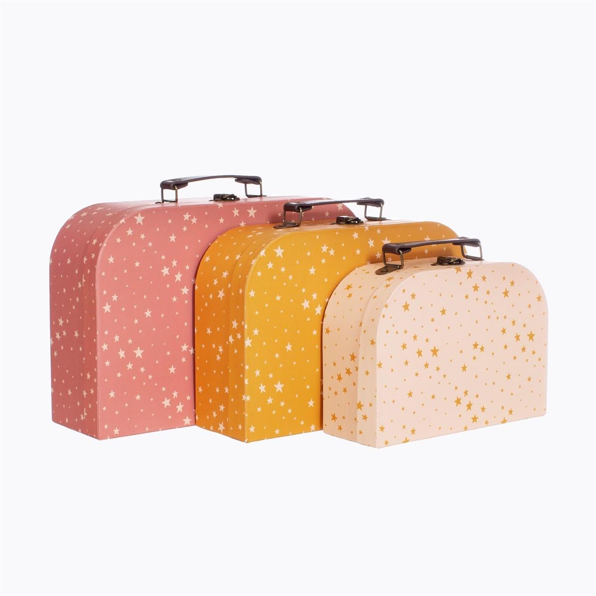 Dětské kufříky Little Stars SET/3ks_1
