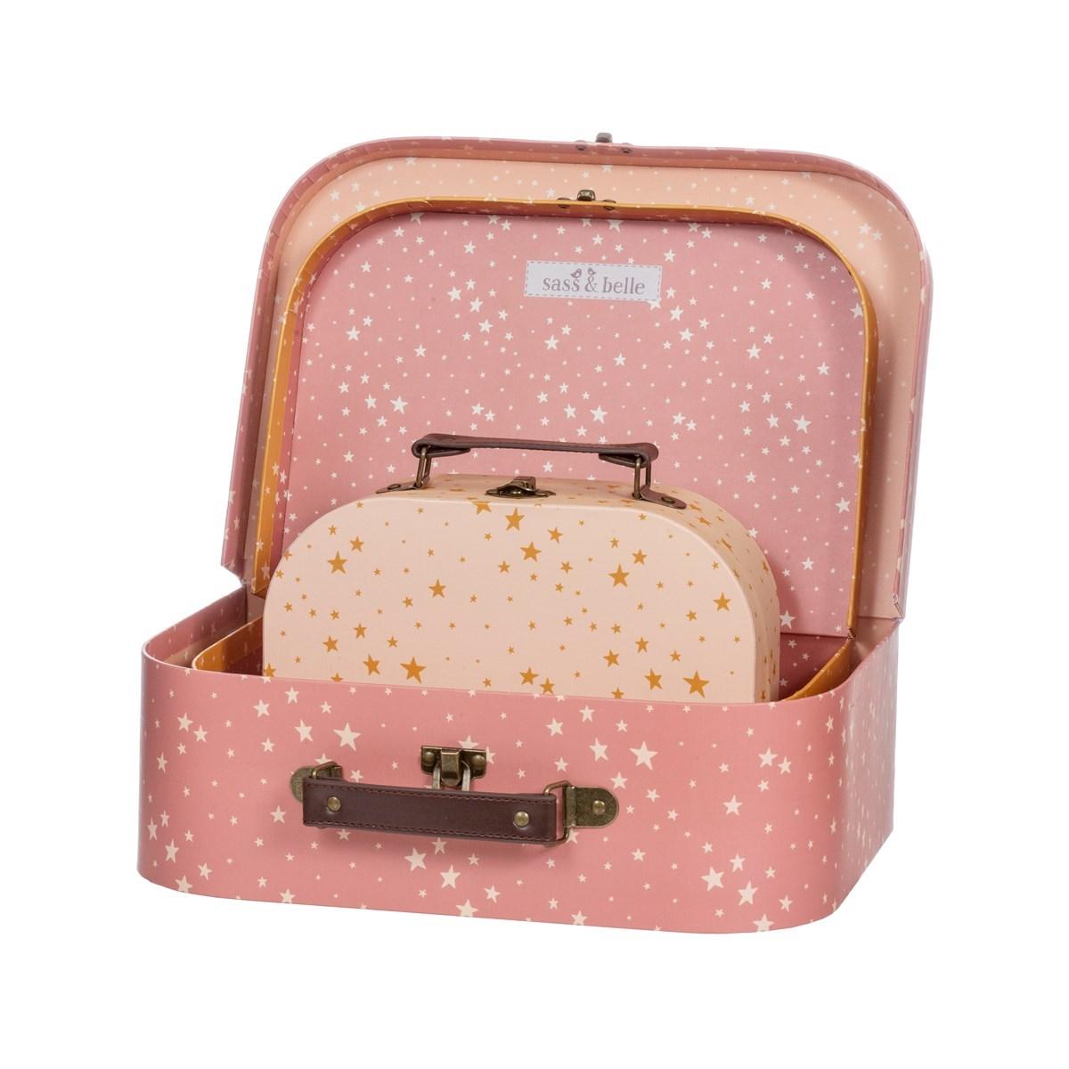 Dětské kufříky Little Stars SET/3ks_2