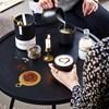 Šablona na kávu COFFEE SET/2 ks zlatá_0