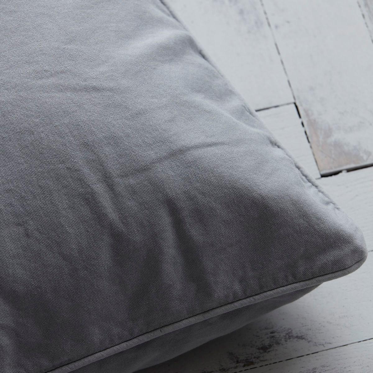 Povlak na polštář ALWAR šedý_1
