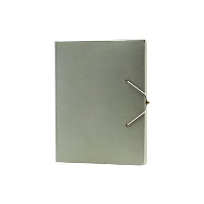 Složka na dokumenty šedo zelená_1