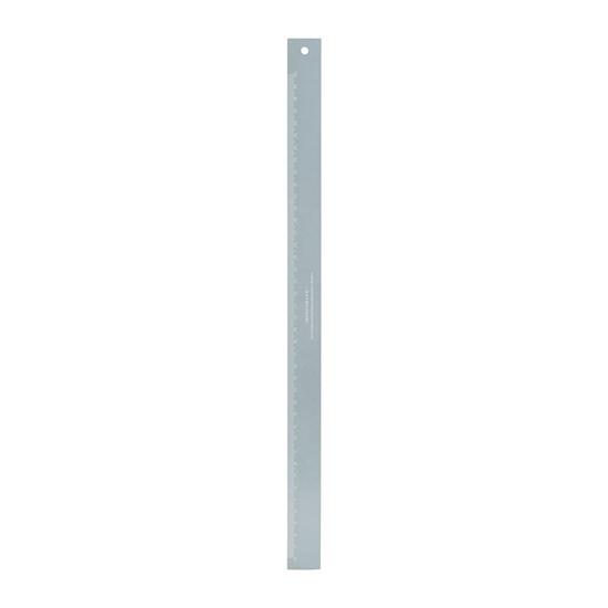 Pravítko světle šedé 40 cm_0